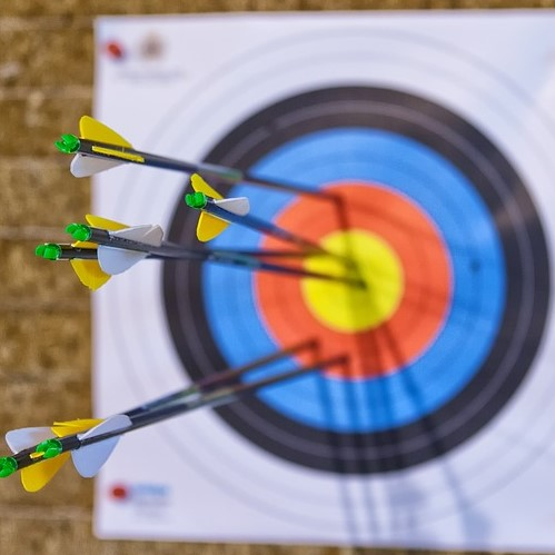 How to Make Your Own Archery Target